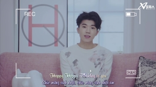 Happy Birthday (Short Version) (Vietsub) - Wooyoung