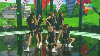 Heart Attack (Music Bank 03.07.15) - AOA