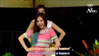 Happiness (Inkigayo 03.08.14) (Vietsub) - Red Velvet