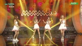 Um Oh Ah Yeh (Music Bank 17.07.15) - Mamamoo