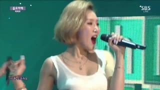 Um Oh Ah Yeh (Inkigayo 12.07.15) - Mamamoo