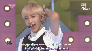 U Beauty (Inkigayo 06.07.14) (Vietsub) - 100% (100 Percent)