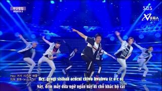Trespass (Inkigayo 14.06.15) (Vietsub) - Monsta X
