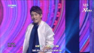 U Beauty (Inkigayo 03.08.14) (Vietsub) - 100% (100 Percent)