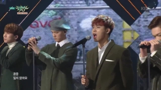 Way Back Home (Music Bank 23.10.15) - BTOB