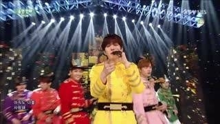 The Winter's Tale (Inkigayo 04.01.2015) - BTOB