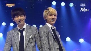 What U (Inkigayo 21.06.15) (Vietsub) - SPEED