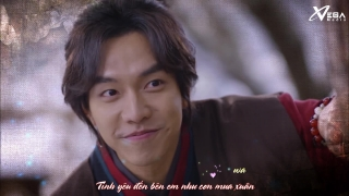 Spring Rain (Gu Family Book OST) (Vietsub) - Baek Ji Young