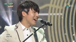 You're Beautiful (Music Bank 31.07.15) - Yu Seung Woo