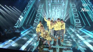 Inkigayo Ep 785 - Part 1 (05.10.14) (Vietsub) - Various Artists