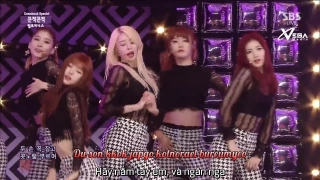 Inkigayo Ep 790 - Part 2 (16.11.14) (Vietsub) - Various Artists