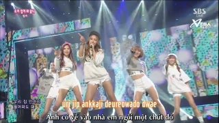 Inkigayo Ep 786 - Part 2 (12.10.14) (Vietsub) - Various Artists