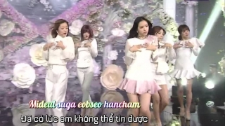 Inkigayo Ep 792 - Part 3 (30.11.14) (Vietsub) - Various Artists
