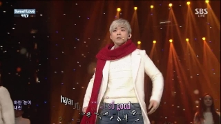 Inkigayo Ep 793 - Part 1 (07.12.14) (Vietsub) - Various Artists