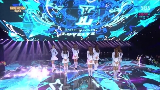 Inkigayo Ep 794 - Part 2 (14.12.14) (Vietsub) - Various Artists