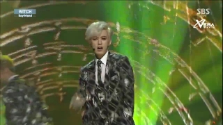 Inkigayo Ep 787 - Part 3 (19.10.14) (Vietsub) - Various Artists