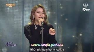 Inkigayo Ep 796 - Part 2 (28.12.14) (Vietsub) - Various Artists