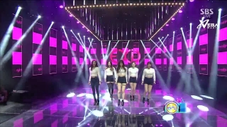 Inkigayo Ep 797 - Part 4 (04.01.15) (Vietsub) - Various Artists
