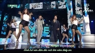 It Girl (Inkigayo 03.08.14) (Vietsub) - Homme
