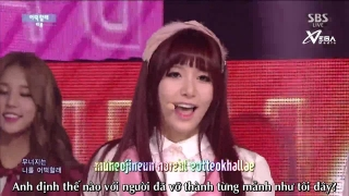 Inkigayo Ep 791 - Part 1 (23.11.14) (Vietsub) - Various Artists