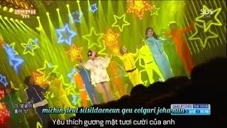 Inkigayo Ep 795 - Part 2 (21.12.14) (Vietsub) - Various Artists
