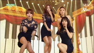 Inkigayo Ep 796 - Part 3 (28.12.14) (Vietsub) - Various Artists
