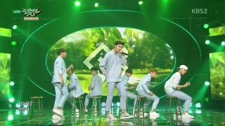 It's Okay (Music Bank 10.07.15) - BTOB