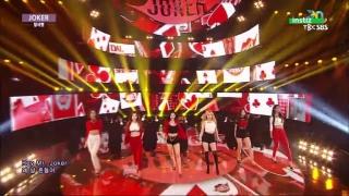 Joker (Inkigayo 17.05.15) - Dal Shabet