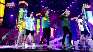 Just Right (Inkigayo 19.07.15) - Got7