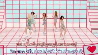 Kiss Kiss (Vietsub) - Ladies' Code