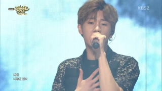 Kontrol (Music Bank 26.06.15) - Kim Sung Kyu
