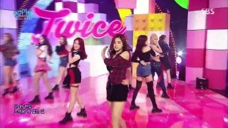 Like OOH-AHH (Inkigayo 25.10.15) - Twice