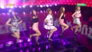 Like (Inkigayo 28.06.15) - CLC