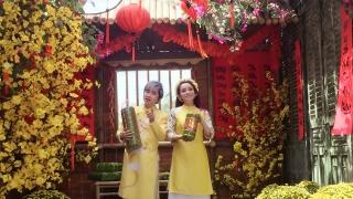 Liên Khúc Happy New Year - Sơn Ca, Bằng Cường