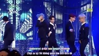 Eternity (Inkigayo 08.06.14) (Vietsub) - VIXX