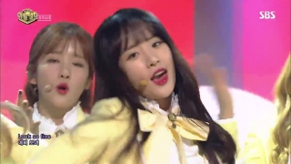 I Wish (Inkigayo 12.02.2017) - WJSN (Cosmic Girls)