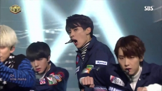 Roar (Inkigayo 26.02.2017) - SF9
