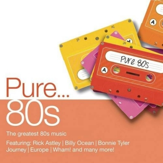 Pure 80s CD1 - Various Artists