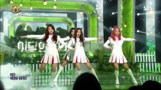 Love & Live (Inkigayo 12.03.2017) - Loona 1/3