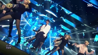 Diamond 4 Ya (Inkigayo 12.03.2017) - B.A.P