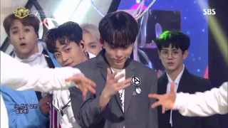 Can You Feel It - Plz Don't Be Sad (Inkigayo 26.03.2017) - Highlight