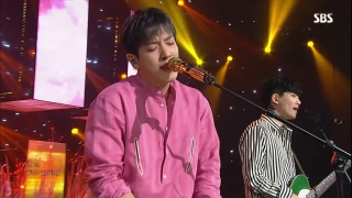 When I Was Young (Inkigayo 26.03.2017) - CNBlue