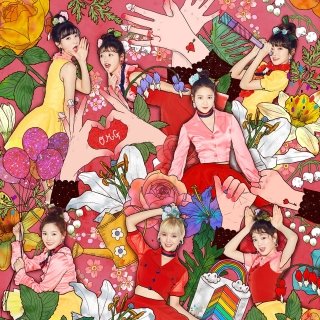 Coloring Book (4th Mini Album) - Oh My Girl