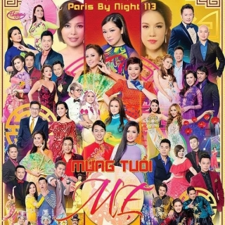 Mừng Tuổi Mẹ - Paris By Night 113 - Various Artists