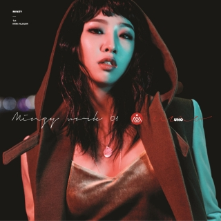 Minzy Work 01: Uno (1st Mini Album) - Minzy