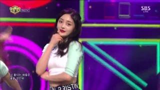 Wee Woo (Inkigayo 07.05.2017) - Pristin