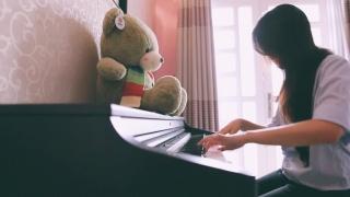 Thả Vào Mưa (Piano Cover) - An Coong