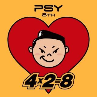 4X2=8 (8th Album) - PSY
