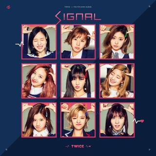 Signal (4 Mini Album) - Twice