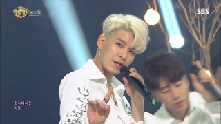 Be Well (Inkigayo 21.05.2017) - Sechs Kies